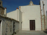 Castello di Baida - cortile interno - 21 febbraio 2009  - Balata di baida (3080 clic)