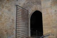 Castello arabo normanno - particolare - 2 gennaio 2009   - Salemi (2635 clic)