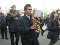 Processione della Via Crucis con gruppi statuari viventi - 5 aprile 2009   - Buseto palizzolo (1657 clic)