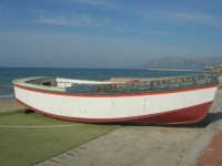 spiaggia di ponente - barca - 15 marzo 2009   - Balestrate (3943 clic)