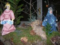 mostra di presepi presso l'Istituto Comprensivo A. Manzoni - particolare - (6) - 20 dicembre 2007  - Buseto palizzolo (964 clic)