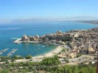 panorama - 2 ottobre 2007  - Castellammare del golfo (578 clic)