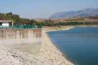 LAGO POMA - lago artificiale nei pressi di Partinico - Diga Jato - 5 ottobre 2007  - Partinico (1880 clic)