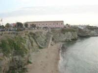 Spiaggia La Praiola e lungomare - 23 settembre 2007  - Terrasini (1395 clic)