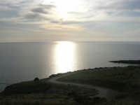 Macari - al tramonto - 10 maggio 2009    - San vito lo capo (1866 clic)