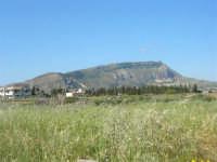il monte Erice visto da Xitta - 27 aprile 2008  - Xitta (4037 clic)
