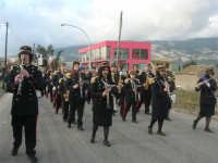 Processione della Via Crucis con gruppi statuari viventi - 5 aprile 2009   - Buseto palizzolo (1566 clic)