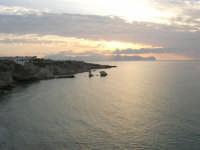 la costa ed il golfo di Castellammare - 23 settembre 2007   - Terrasini (2027 clic)