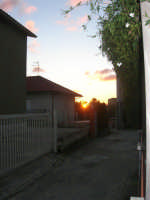 tramonto - 25 gennaio 2008  - Alcamo (727 clic)