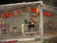 Il Presepe Vivente di Custonaci nella grotta preistorica di Scurati (grotta Mangiapane) (123) - 26 dicembre 2007   - Custonaci (1433 clic)