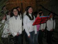 Presepe Vivente presso l'Istituto Comprensivo A. Manzoni - 21 dicembre 2008   - Buseto palizzolo (688 clic)
