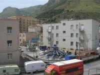 Festeggiamenti in onore di Santa Rita: giostre - 17 maggio 2008  - Castellammare del golfo (644 clic)