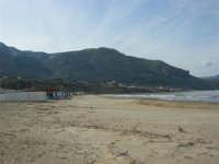 Spiaggia Plaja - 16 febbraio 2009  - Castellammare del golfo (1233 clic)