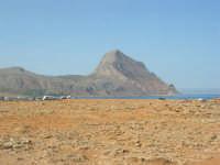 Golfo del Cofano: paesaggio brullo, mare spettacolare - 23 agosto 2008  - San vito lo capo (501 clic)