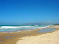 zona Canalotto: il fascino del mare mosso! - 3 agosto 2006  - Alcamo marina (1073 clic)
