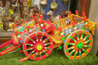 souvenir: carrettini siciliani - 1 maggio 2009   - Erice (5767 clic)
