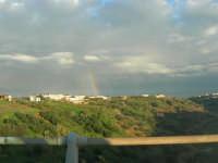 nasce dal mare l'arcobaleno - 19 gennaio 2008  - Alcamo (763 clic)