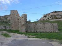 Castello - Chiesa ed Eremo S. Pellegrino - 9 novembre 2008  - Caltabellotta (946 clic)