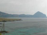 Macari: il mare, la costa, il monte Cofano ed il monte Erice - 25 aprile 2006   - San vito lo capo (2045 clic)