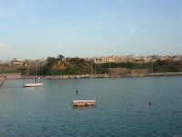 il paese visto dal porto - 24 maggio 2008  - Balestrate (1113 clic)