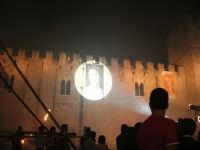 Festeggiamenti Maria SS. dei Miracoli - La Festa del Paradiso - L'Assalto al Castello - Piazza Castello - 20 giugno 2008   - Alcamo (501 clic)