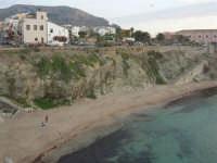 Spiaggia La Praiola, il lungomare, le case - 23 settembre 2007   - Terrasini (1551 clic)