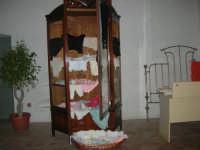 Cene di San Giuseppe - mostra di manufatti - pizzi e ricami - 15 marzo 2009  - Salemi (2385 clic)