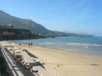 Spiaggia Plaja - 28 febbraio 2009   - Castellammare del golfo (1812 clic)