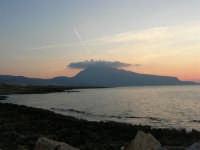 Golfo di Bonagia e Monte Erice - 12 ottobre 2008   - Cornino (877 clic)