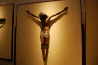 Fulget crucis mysterium - Il genio immortale e la devozione popolare - Mysterium Crucis nell'arte trapanese dal XIV al XVIII secolo - Chiesa di Sant'Agostino - 13 marzo 2009   - Trapani (1845 clic)