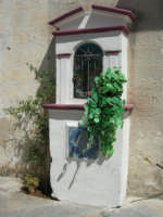 girovagando per la città: edicola votiva - 30 agosto 2008  - San vito lo capo (590 clic)