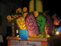 Carnevale 2009 - XVIII Edizione Sfilata di carri allegorici - 22 febbraio 2009   - Valderice (2216 clic)