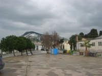 periferia alcamese e monte Bonifato innevato - 15 febbraio 2009   - Alcamo (2630 clic)