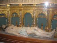 all'interno della Chiesa del Collegio dei Gesuiti - 13 ottobre 2007  - Trapani (908 clic)