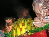 Carnevale 2008 - XVII Edizione Sfilata di Carri Allegorici - La zuppa di Darwin - Associazione Paparella - 3 febbraio 2008  - Valderice (917 clic)