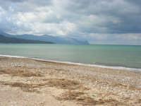 zona Magazzinazzi - il mare d'inverno - 22 febbraio 2009   - Alcamo marina (3270 clic)