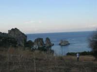 Faraglioni - 19 settembre 2007  - Scopello (821 clic)