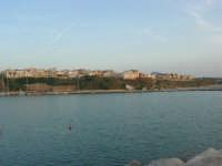 il paese visto dal porto - 24 maggio 2008  - Balestrate (972 clic)