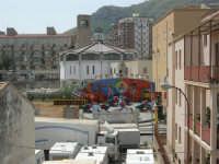 Festeggiamenti in onore di Santa Rita: chiesa e giostre - 17 maggio 2008  - Castellammare del golfo (615 clic)