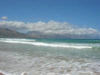 mare agitato - 31 luglio 2007  - Alcamo marina (1059 clic)