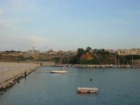 il paese visto dal porto - 24 maggio 2008  - Balestrate (962 clic)