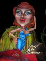 Carnevale 2008 - XVII Edizione Sfilata di Carri Allegorici - La zuppa di Darwin - Associazione Paparella - 3 febbraio 2008  - Valderice (785 clic)