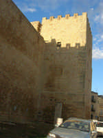 Castello arabo normanno - 11 ottobre 2007  - Salemi (2411 clic)