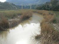 Fiume San Bartolomeo - 16 febbraio 2009  - Castellammare del golfo (2371 clic)