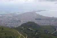 panorama dal monte Erice - Trapani, le saline - 1 maggio 2009   - Erice (2039 clic)