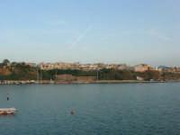 il paese visto dal porto - 24 maggio 2008  - Balestrate (1002 clic)