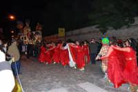 Carnevale 2008 - XVII Edizione Sfilata di Carri Allegorici - Cavalcano gli ... Eroi a Roma - Comitato San Marco - 3 febbraio 2008   - Valderice (669 clic)