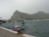 il porto e monte Monaco - 29 marzo 2009   - San vito lo capo (1866 clic)