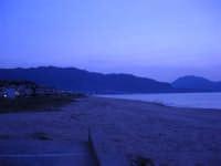 a sera, da zona Canalotto - 16 aprile 2006  - Alcamo marina (1327 clic)
