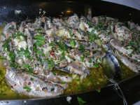 Sarde marinate - Ristorante La Perla - 28 settembre 2008   - Marausa lido (3757 clic)